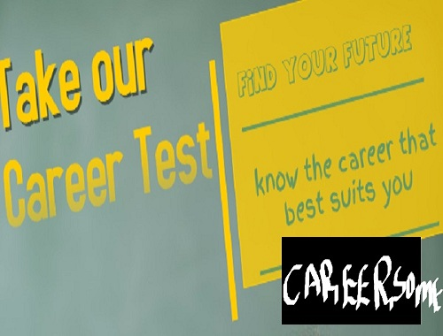 find your future, take our career test
