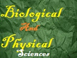 careers biological and physical sciences